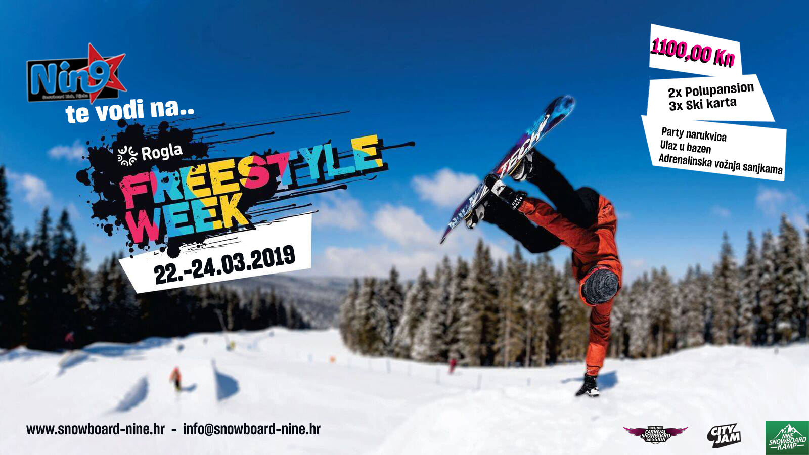 Freestyle Week
