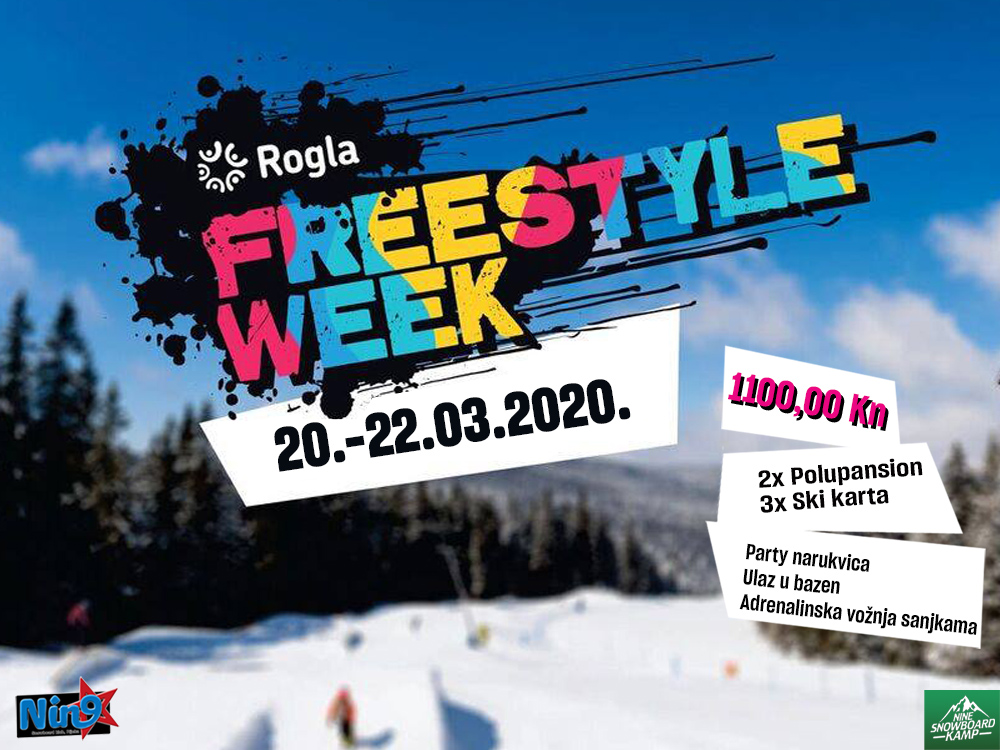 Rogla Freestyle Week